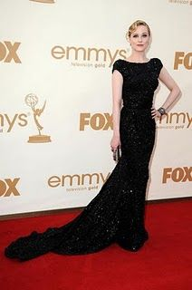 ERW looking fabulous as usual. Best Dressed at the Emmy's