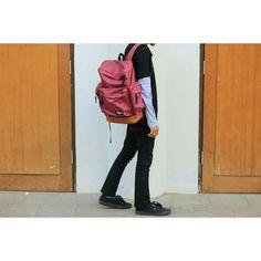"READY STOCK ""TAS BACKPACK MERAH MARUN"" Size : Medium  Tampilan Klasik dan Elegan.  Pilihan Warna : Merah Marun, Biru Dongker, Hitam  Fitur : - Ruang Utama - Satu saku depan - Laptop Case hingga 15""inch - Satu Saku Depan - Dua Saku Kiri dan Kanan - Gadget organizer  IDR 170.000  ORDER (Fast Respon) :  SMS : 085795888653 WA : 085720866453 BBM : D1532620 .  #tokoonline #onlineshop #bandung #bagtoschool #bagforschool #bagpack #tasmurah #taskeren #tassekolah #jualtas #jualtassekolah #traveler…"