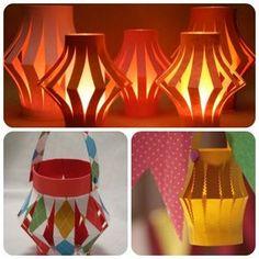 Olha o caminho da roça: aprenda a fazer lanternas para festa junina