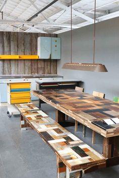 DIY Pallet Project Ideas for Coffe Table - Korhek