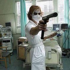 Nurse Joker!!!