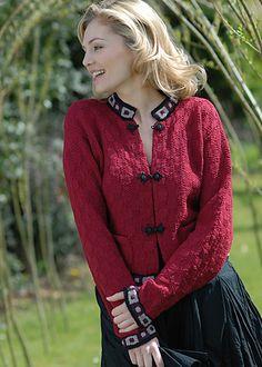 Ravelry: Tamara pattern by Jean Moss