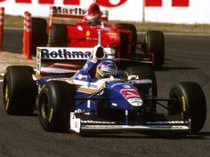 Jacques Villeneuve   Michael Schumacher (1997)