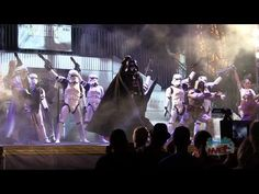 Dance-Off With the Star Wars Stars 2013 finale medley with Gangnam Style, Taylor Swift - YouTube