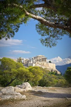Built on a hill overlooking Athens, the legendary Acropolis truly offers a glimpse into ancient history.