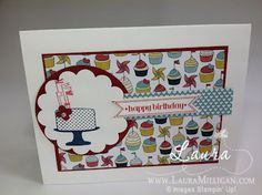 Laura Milligan, Stampin' Up! Demonstrator - Stamp with Laura