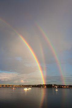 triple+rainbow | Triple Rainbow