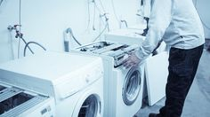 Washing Machine, Home Appliances, House Appliances, Appliances