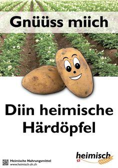 züri härdöpfel - Google-Suche Baked Potato, Potatoes, Baking, Ethnic Recipes, Google, Food, Food Items, Searching, Potato
