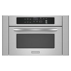 "KitchenAid 24"" built-in Microwave $1080"