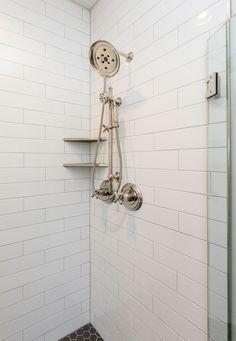 #bellahomesiowa #bathroom #shower #subwaytile