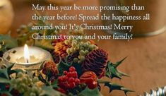 Merry Christmas Day 2018 Quotes with Family & happy Christmas day 2018 and merry Christmas wishes quotes are very beautiful idea for you and your family members, friends on this biggest holiday. Merry Christmas Status, Christmas Wishes For Family, Merry Christmas Wishes Messages, Happy Merry Christmas, Christmas Christmas, Funny Christmas, Christmas Greetings Quotes Families, Christmas Captions, Christmas Ideas
