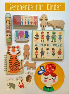Geschenkideen, Geschenke für Kinder bei loretta cosima, Concept Store in Wien Paper Mill, Childrens Gifts, Decorations, Nice Asses
