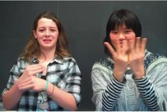7 Things You Should Know About Sign Language   Mental Floss  - #2 is really interesting, and #7 is a perfect illustration of why ASL is so fun to learn.