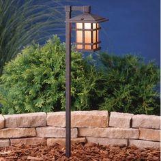 Kichler Cross Creek 1 Light Pathway Light