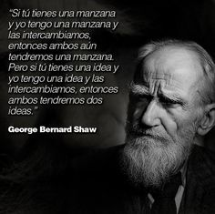 #sorteamus #goodvibrations #nosencantalavida #GeorgeBernardShaw #másrazónqueunsanto #quotes