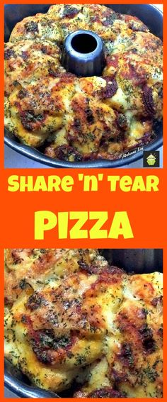 Use a GF bread mix for me & make some Share n Tear Pizza. An easy recipe and always a hit!