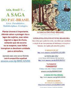 Start Reading SAGA PAU-BRASIL/Juvenil/Welington A Pinto.Fique por dentro da nossa História: amazon.com/dp/B00LSZ6J06