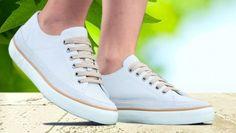 #FitFlop Fitness Schuhe - Sneaker, weiß. Clogs, Fitflop, Vans Old Skool, Workout Wear, Sneakers, Fashion, Comfortable Sneakers, Fitness Shoes, New Shoes