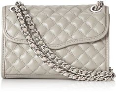 Rebecca Minkoff Mini Quilted Affair Cross-Body Handbag $14.3 off at 10Buck