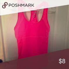 NWOT: Avia Large Pink Workout Top Tank Compression New without tags! Smoke-free home. 🚭 same day shipping! 📦 see all my other listings & positive feedback! 🎀 Have a great day! ❤️ Avia Tops Tank Tops
