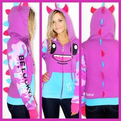 Ijustine sosohappy hoodie so fabulous can't wait till I own it!