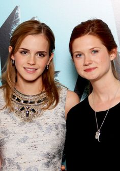 Emma and Bonnie