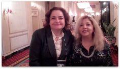 Latina de Chicago Conecta Talentos con Trabajos --- Alexandra León, una hispana de Chicago que trabaja en una agencia de empleos habla con Lorena Mora-Mowry sobre cómo ayuda a las personas a descubrir su talento y a encontrar trabajos.