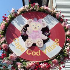 Cape Cod Village in DisneySea