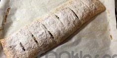 Μηλόπιτα με σφολιάτα - Cooklos.gr Sugar, Bread, Food, Raffaello, Brot, Essen, Baking, Meals, Breads