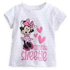 Disney Minnie Mouse Tee for Baby | Disney StoreMinnie Mouse Tee for Baby - Paige needs t-shirts to wear under her clothes - anything with minnie or princesses