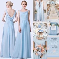 I think your girls will like this baby blue bridesmaid dress. Tap the link in bio to shop. . #wedding #weddingday #bridetobe #bride #bigday ##jjshouse #bridesmaid #pearlpinkbridesmaid #weddingplanning #weddinginspiration #bridesmaid #bridalparty #bridetobe #weddingstyle #weddingdress #bridesmaiddress #instalove #wedding #bridalstylist #weddingstylist #like #instafashion #chiffon #grape #bluebridesmaiddress #bluebridesmaiddress #simplebridesmaiddress