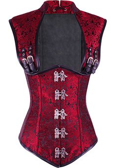 So excited to get this from The Violet Vixen. Twisted Tinker Ravishing Red Hot Corset #thevioletvixen