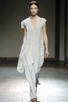 Nino Babukhadia Tbilisi Spring 2016 Fashion Show