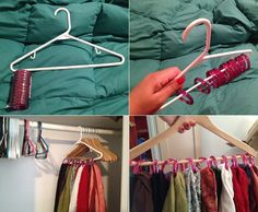 10 Awesome Ideas to Store and Organize Your Clothes - http://www.amazinginteriordesign.com/10-awesome-ideas-store-organize-clothes/