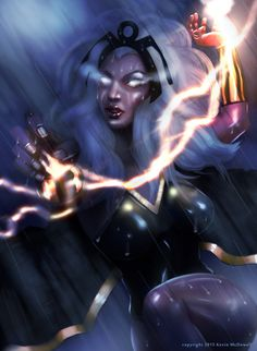 Storm by Kevin McDowell