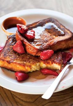 Secret Recipe: Nopa's Custard French Toast #sanfrancisco