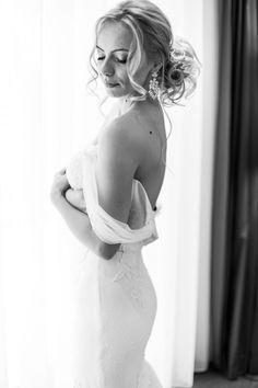 Bride Groom Sunset City trash the dress love the dress wedding dress