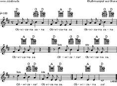 Obwisana sana - Kinderlieder und Singspiele | Labbé Verlag Music Activities, Ukulele, Sheet Music, Preschool, Love You, Teaching, How To Plan, Education, Funny