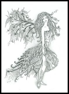 Fairy Tangles: August 2011