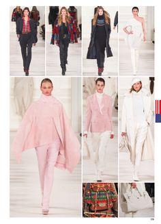 From New York Fashion Show: RALPH LAUREN COLLECTION. #newyork #catwalk #fashionshow #fashion #style #look #women #fall #winter #2014 #2015 #pretaporter #ralphlauren @Ralph Lauren