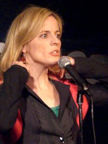 Maria Bamford (born September 3, 1970) is an American stand-up comedian and voice actor. She is best known for her portrayal of her dysfunctional family and self-deprecating comedy involving jokes about depression. Her comedy style draws upon surrealism and incorporates voice impressions that good-naturedly mock various character types. Comic Patton Oswalt has called her one of the most creative and original comics working today