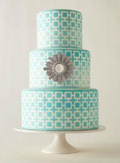 Palm Springs inspired cake. LWB