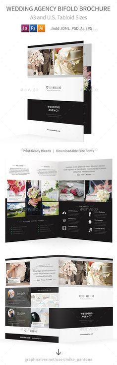 Energy Company Bifold   Halffold Brochure Energy companies - half fold brochure template