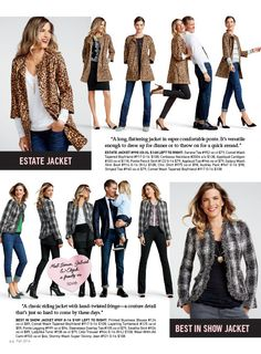 Cabi Fall 2014 Bonus Book - Style Tips and Suggestions - Cabi www.jeanettemurphey.cabionline.com