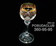 Артикул: 40428-43081-060 Рюмки для ликера Bohemia Julia Gold 60мл 6пр Цена и наличие: http://posudaclub.kiev.ua/rumki/38816-rjumki-dlja-likera-bohemia-julia-gold.html
