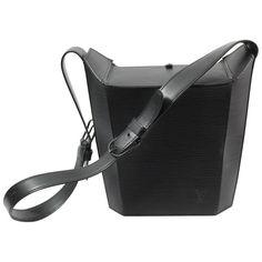 524bacafe36c Louis Vuitton Bento Box Black Epi Leather Bag