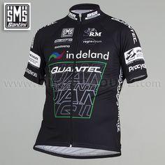 Maglia Ciclismo Team Qantec Indeland 2013
