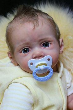 My sweet baby boy Aiden David Taylor Bb Reborn, Reborn Baby Boy Dolls, Reborn Doll Kits, Reborn Babies, Bebe Born, Silikon Baby, Porcelain Dolls For Sale, Fine Porcelain, Life Like Baby Dolls