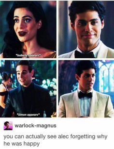 Shadowhunters || Isabelle Lightwood, Alec Lightwood, Clary ...